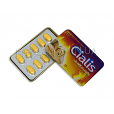 Cialis 10 таблеток железо